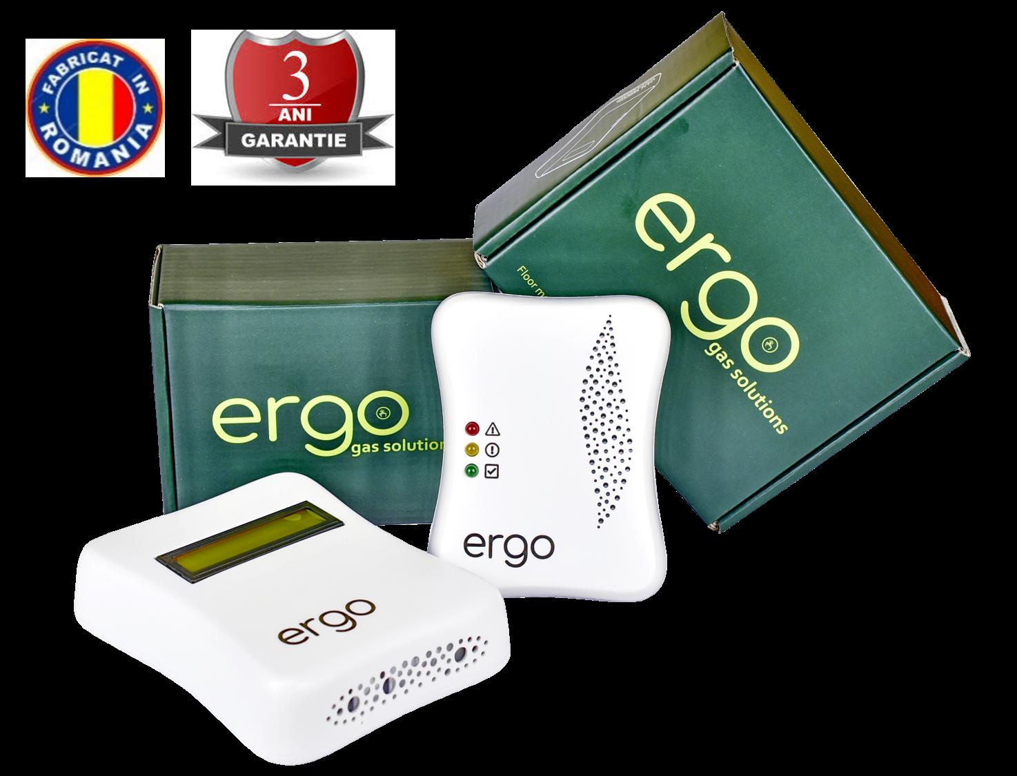 detector de gaze Ergo